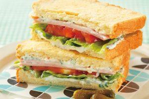 ギロス風サンドイッチ
